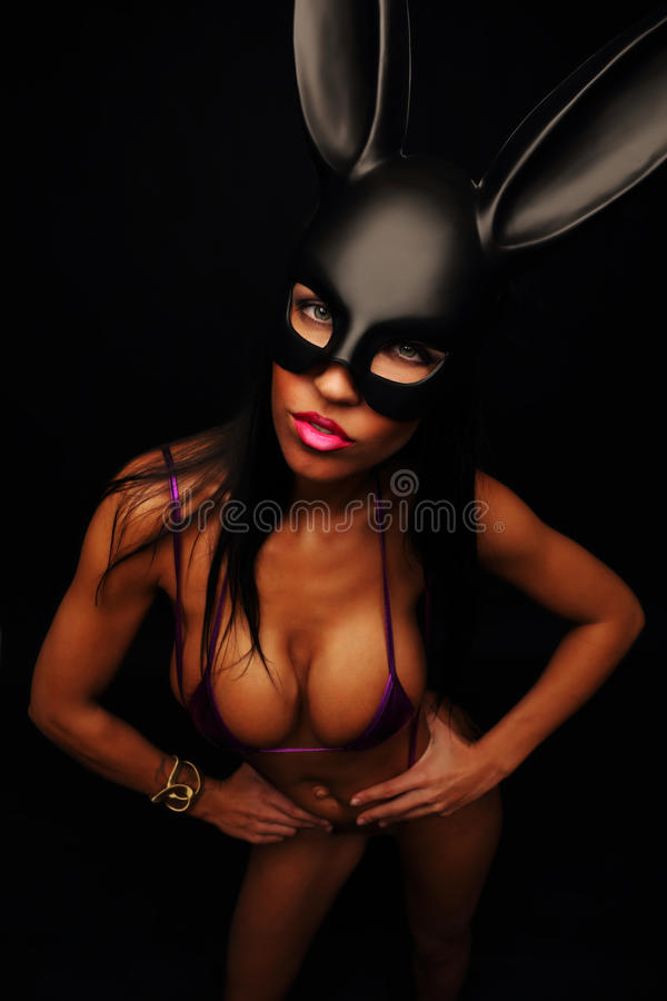 Mujer muy sensual imagen de archivo