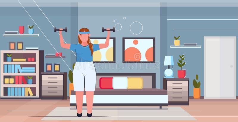 Como bajar de peso en casa haciendo ejercicio engordo