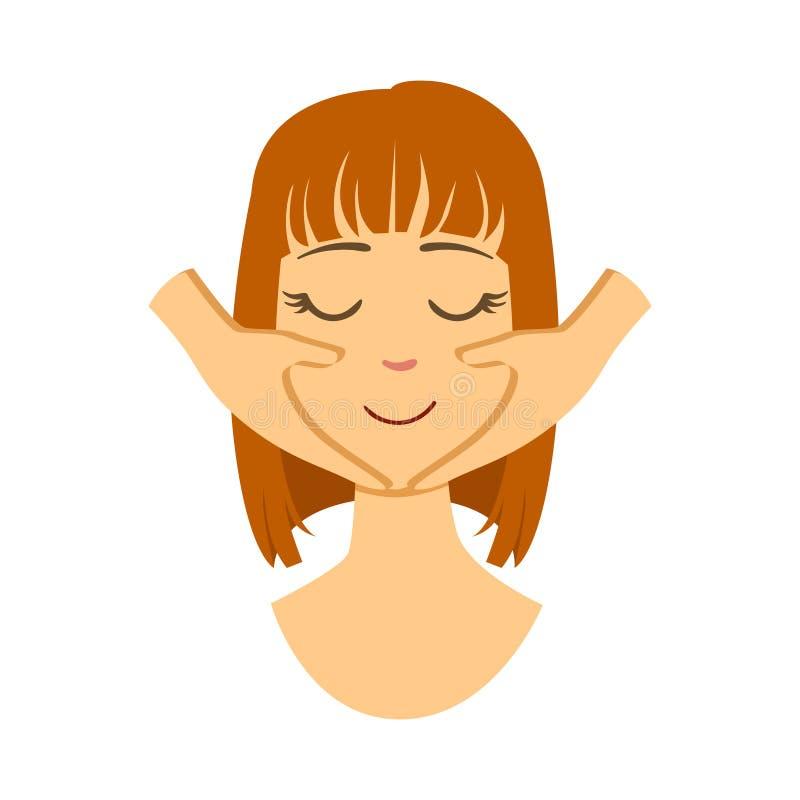 masaje nuru dibujos animados