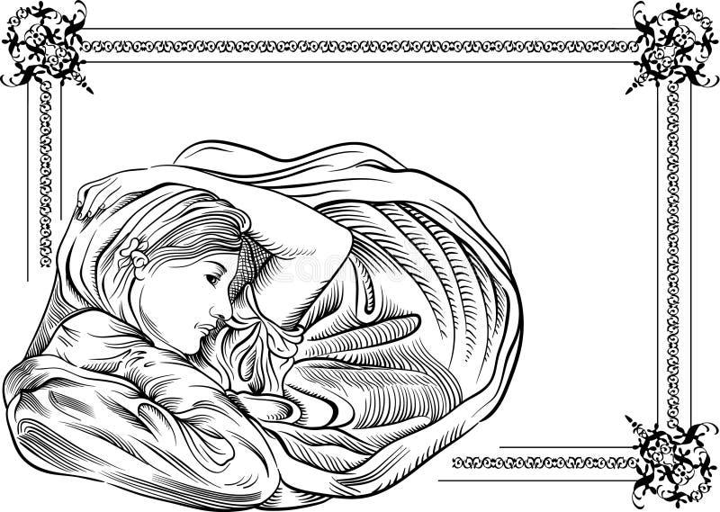 Mujeres ilustración del vector