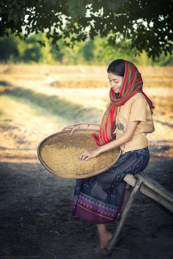 Mujeres asiáticas fotografía de archivo