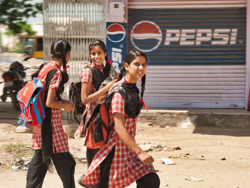 Mujeres de la India fotos de archivo