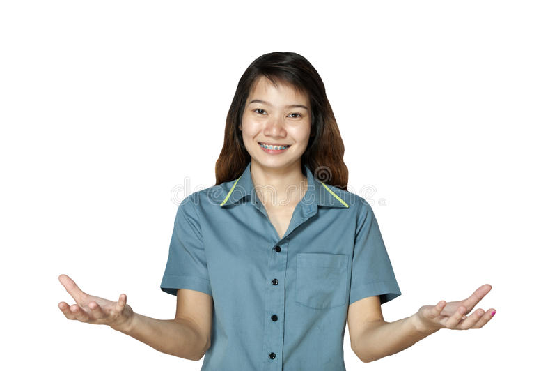 Mujeres de negocios asiáticas fotos de archivo libres de regalías