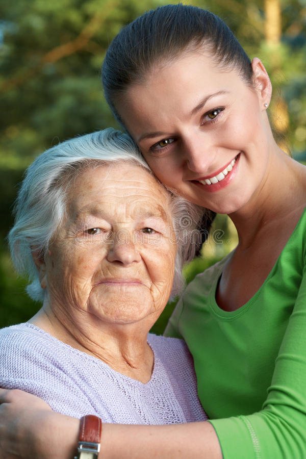 Mujeres felices fotos de archivo libres de regalías
