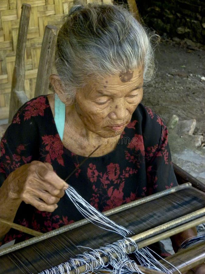 Mujeres mayores fotos de archivo