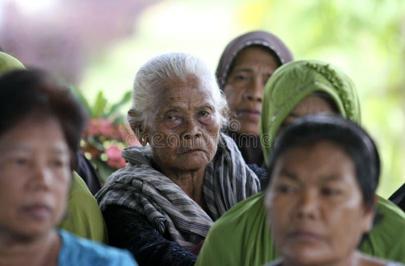 Mujeres mayores fotos de archivo libres de regalías