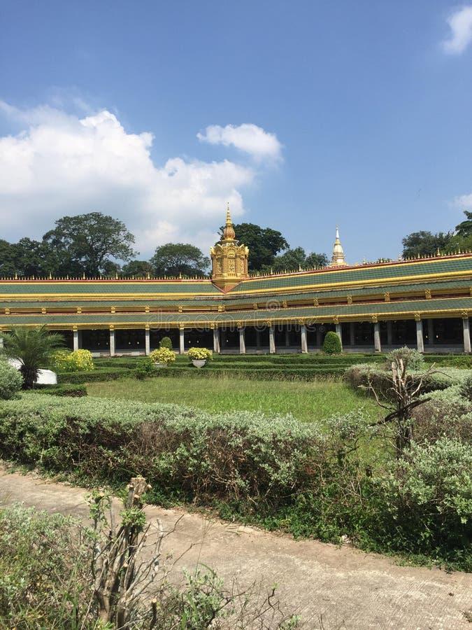 Muk tailandês do templo NK imagem de stock royalty free