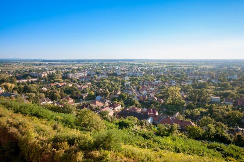 Mukachevo, Ucrania imagen de archivo libre de regalías