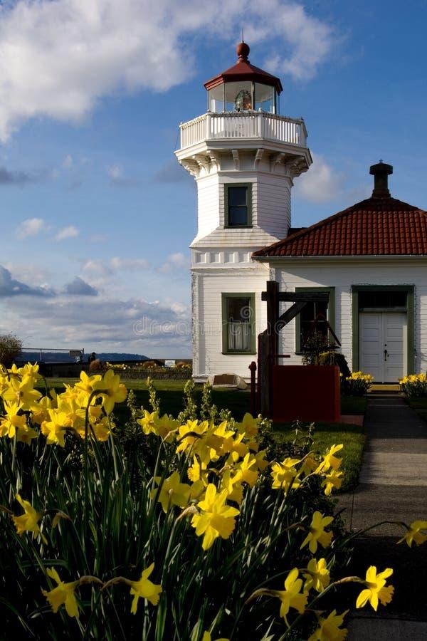 Free Mukilteo Lighthouse Royalty Free Stock Photo - 594565