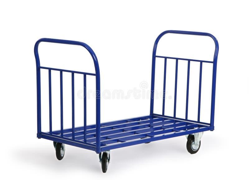 Mule cart royalty free stock image