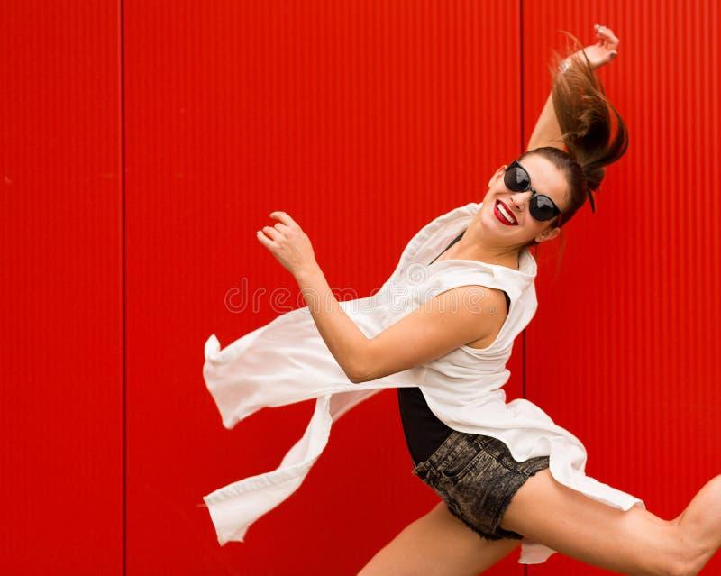 Mulher à moda imagem de stock