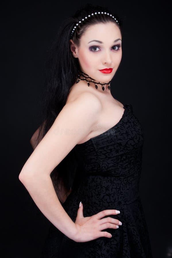 Mulher à moda 'sexy' fotos de stock royalty free
