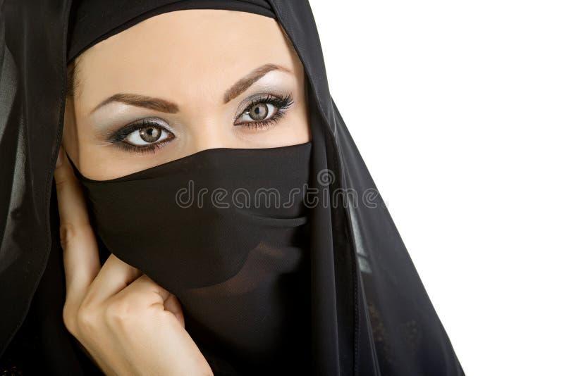 Mulher árabe imagem de stock royalty free