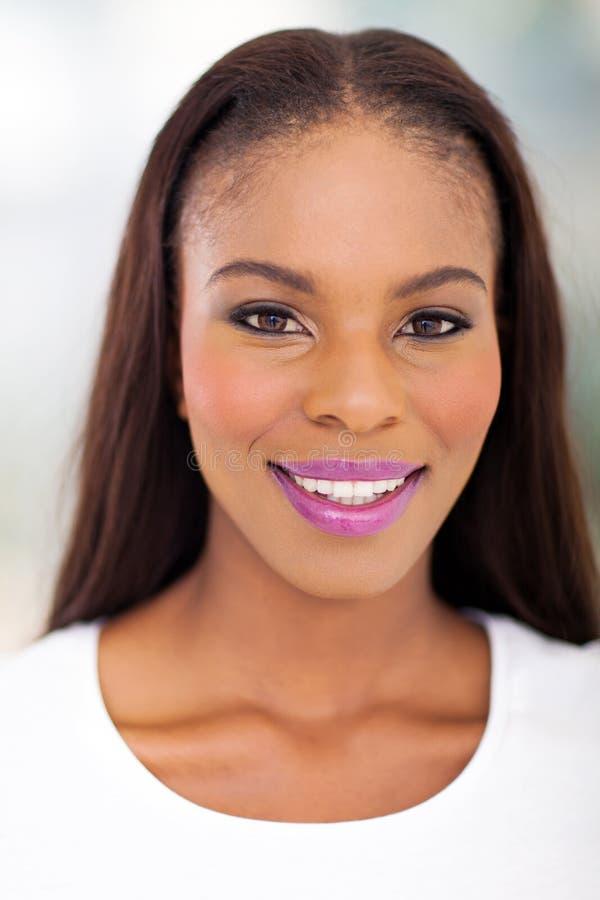 Mulher afro-americano fotos de stock royalty free