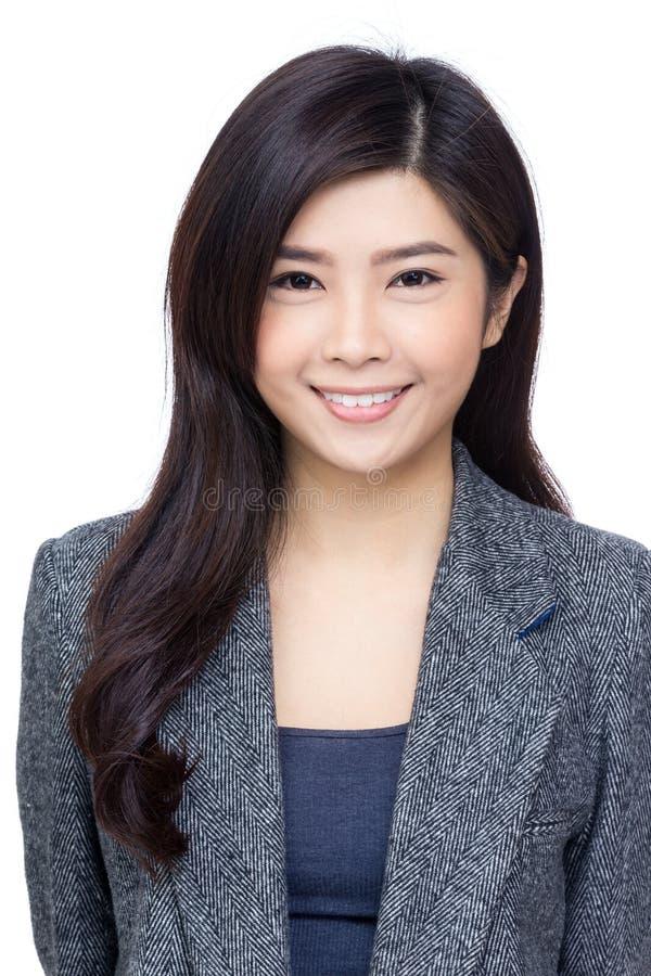 Mulher asiática fotografia de stock royalty free