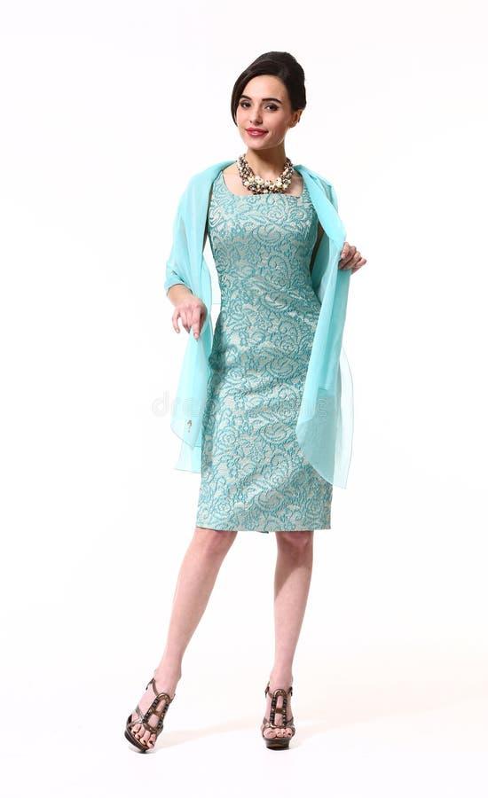 Mulher asiática do executivo empresarial isolada no branco foto de stock