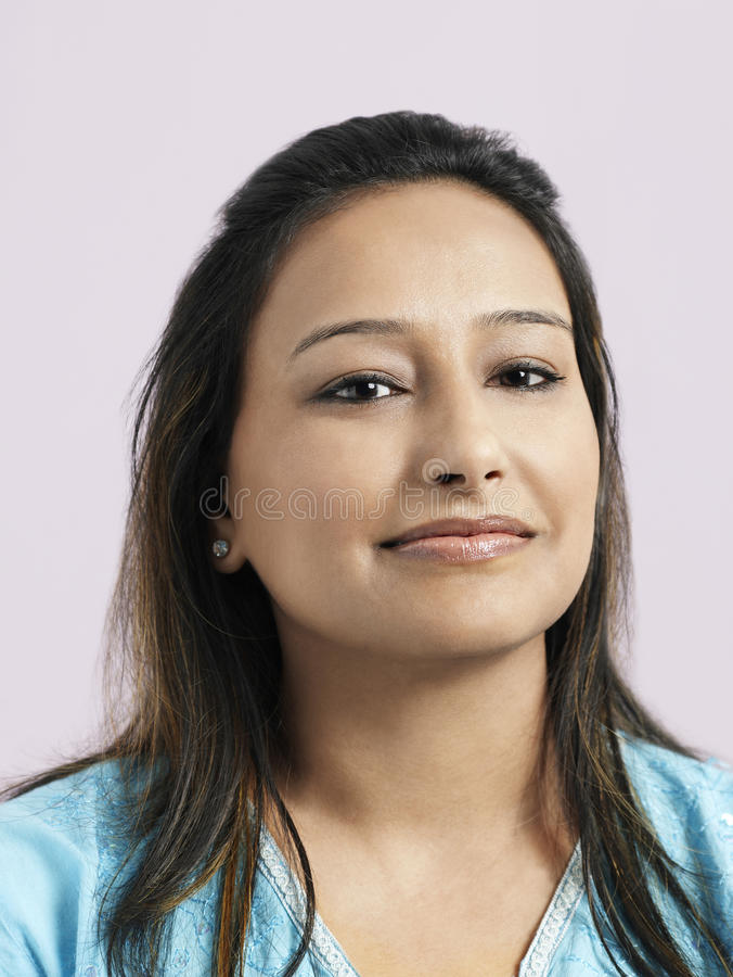 Mulher asiática feliz fotos de stock