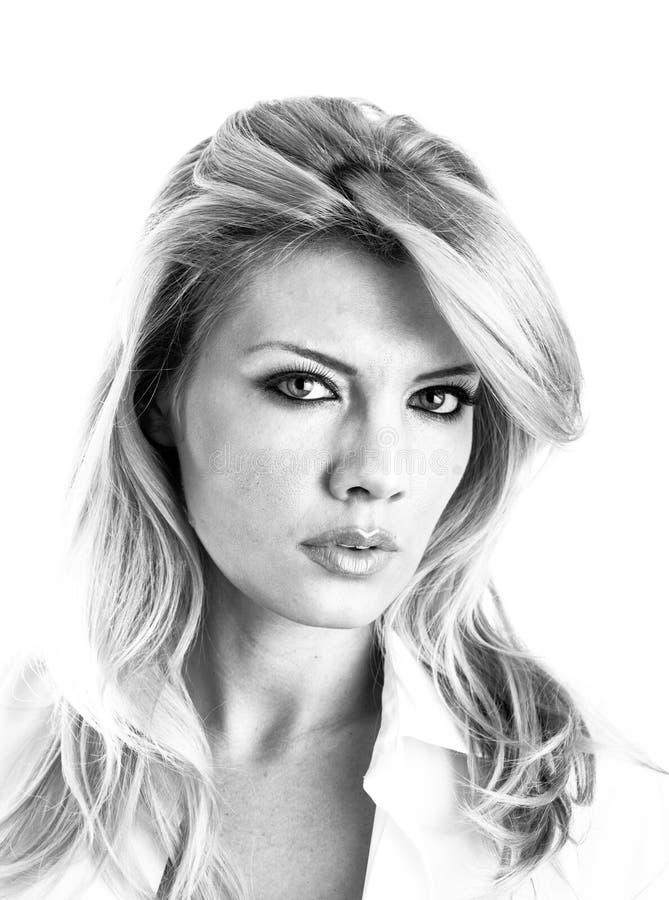 Download Mulher bonita imagem de stock. Imagem de menina, caucasiano - 16873763