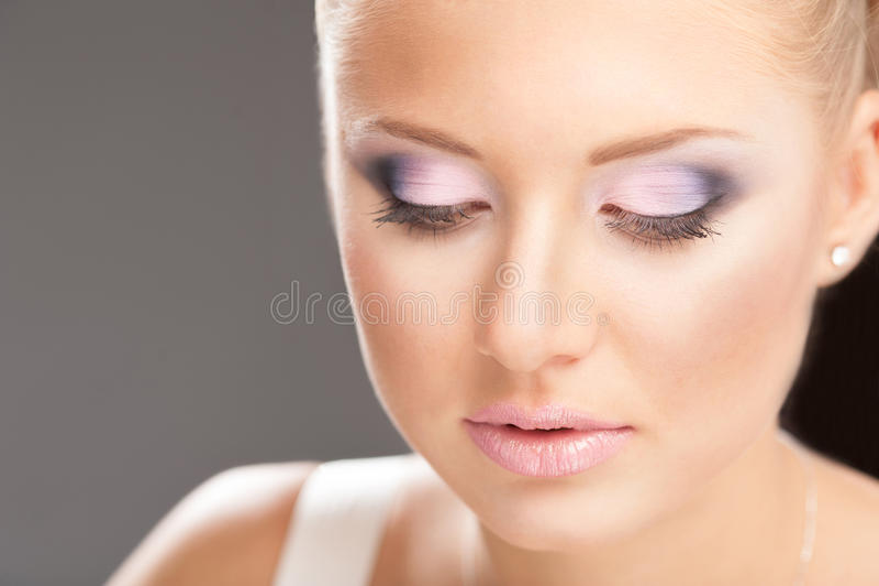 Mulher bonita fotos de stock royalty free