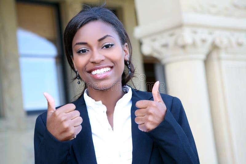 Mulher bonita do estudante universitário imagens de stock royalty free