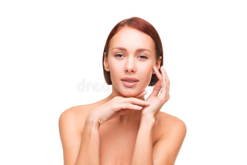 Mulher bonita do Nude imagem de stock