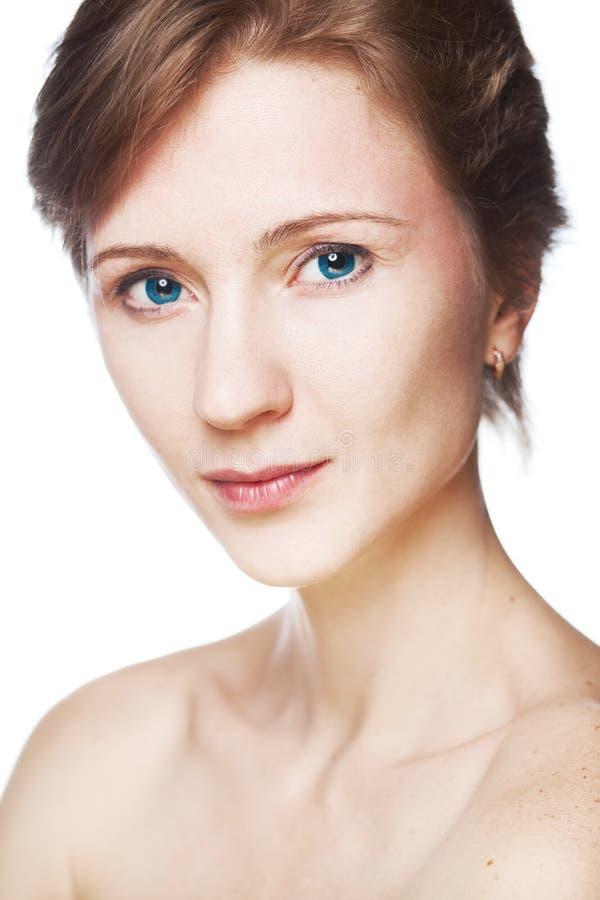 Mulher bonita nova fotos de stock royalty free