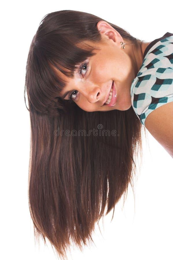 Mulher bonito nova fotos de stock royalty free