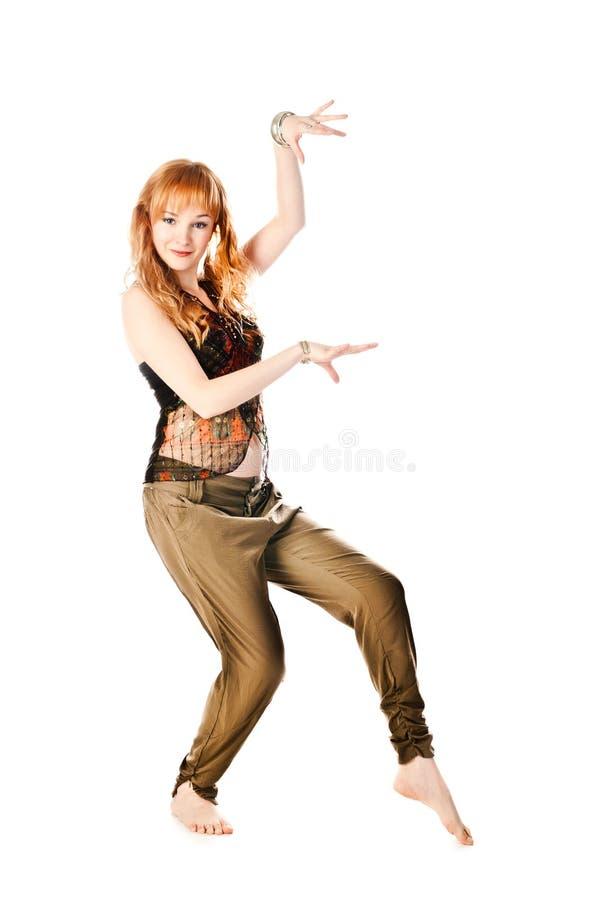 Mulher da dança imagem de stock royalty free