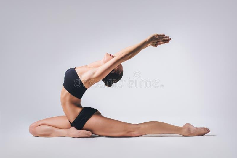 A mulher da ioga