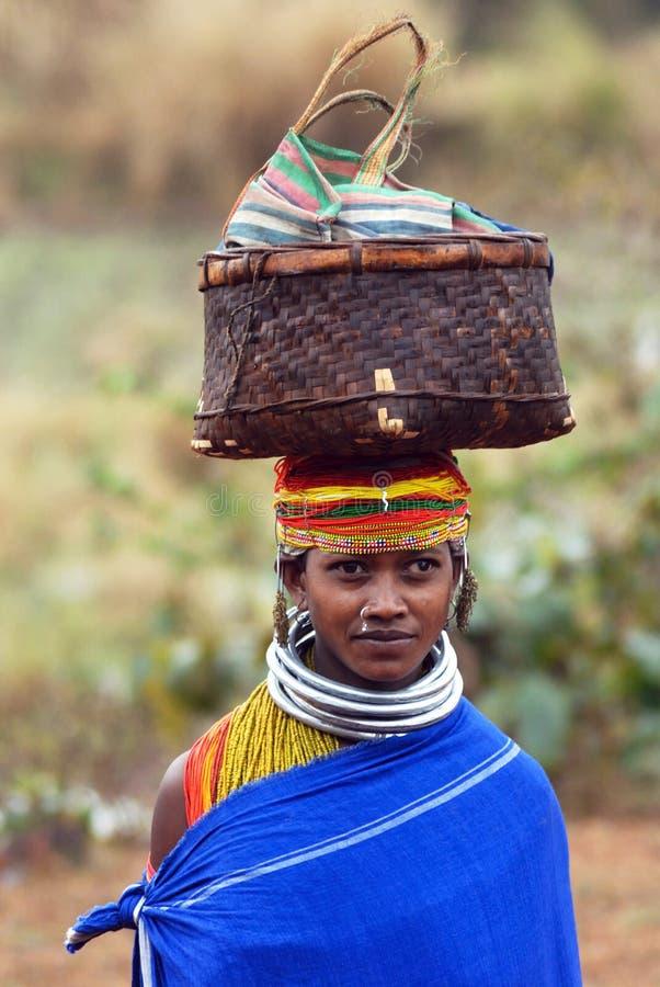 Mulher de Bonda fotos de stock
