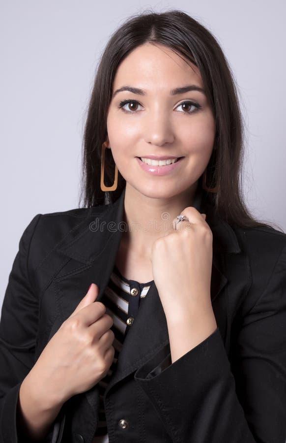 Mulher de Bussines fotografia de stock royalty free