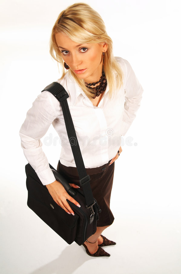 Download Mulher de negócio 10 foto de stock. Imagem de peitos, objetivo - 536146