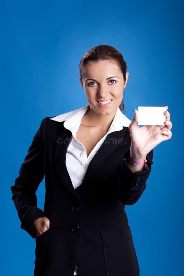 Download Mulher de negócio imagem de stock. Imagem de vazio, atrativo - 12805641