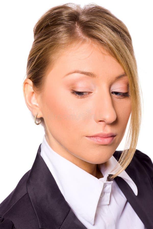 Download Mulher de negócio foto de stock. Imagem de cute, felicidade - 12809358