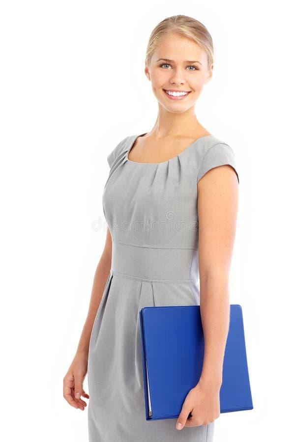 Mulher de negócio fotografia de stock royalty free