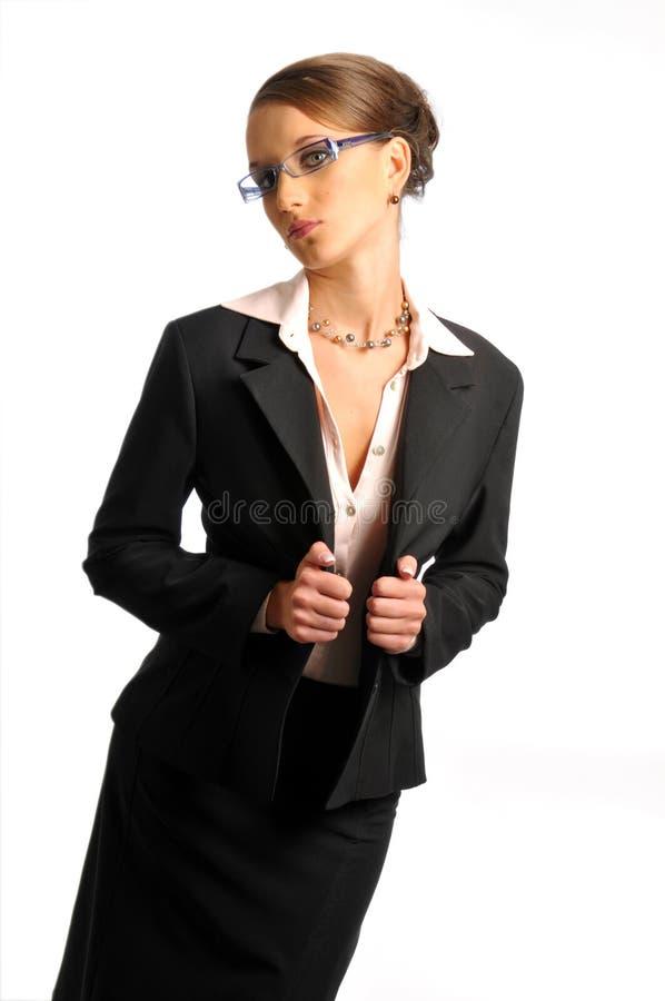A mulher de negócio fotos de stock