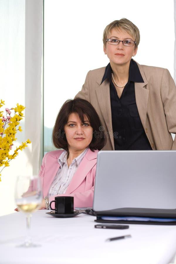 Mulher de negócio 2 imagem de stock royalty free