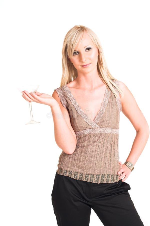 Mulher de negócio #322 imagens de stock royalty free