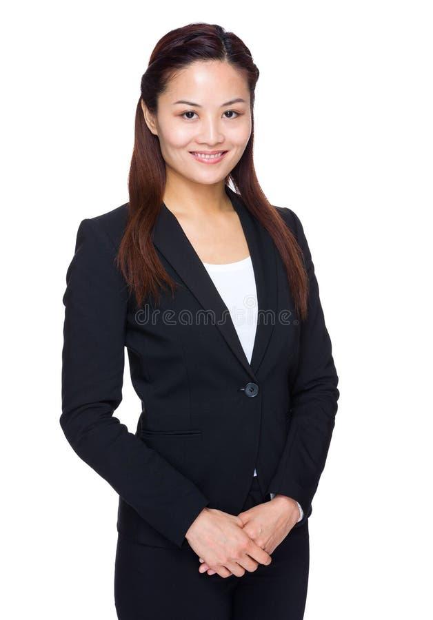 Mulher de negócio - 2 fotografia de stock royalty free
