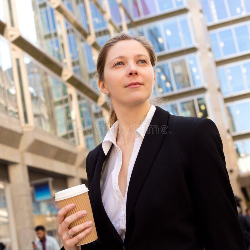 Mulher de negócio - 2 foto de stock royalty free