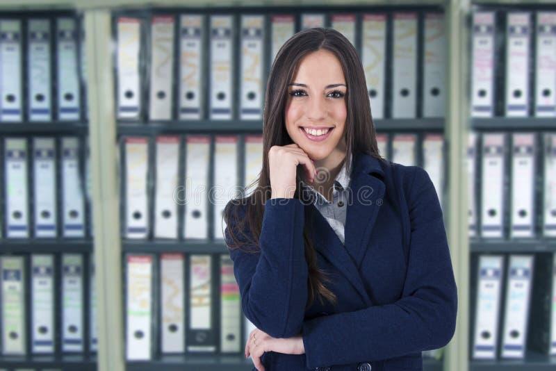 Mulher de negócio - 2 fotos de stock royalty free