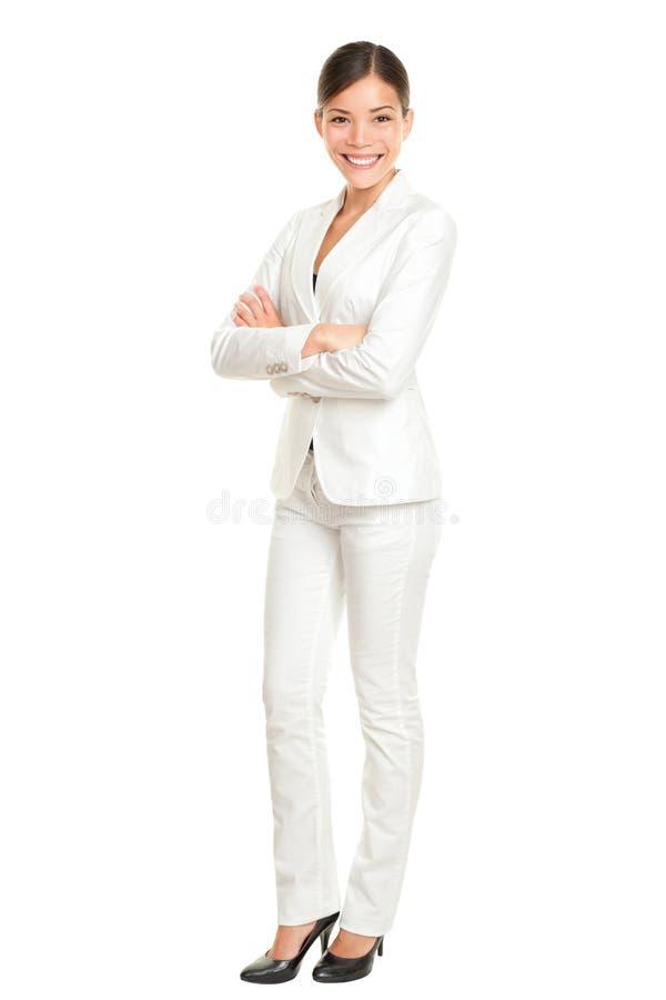 Mulher de negócio asiática fotos de stock