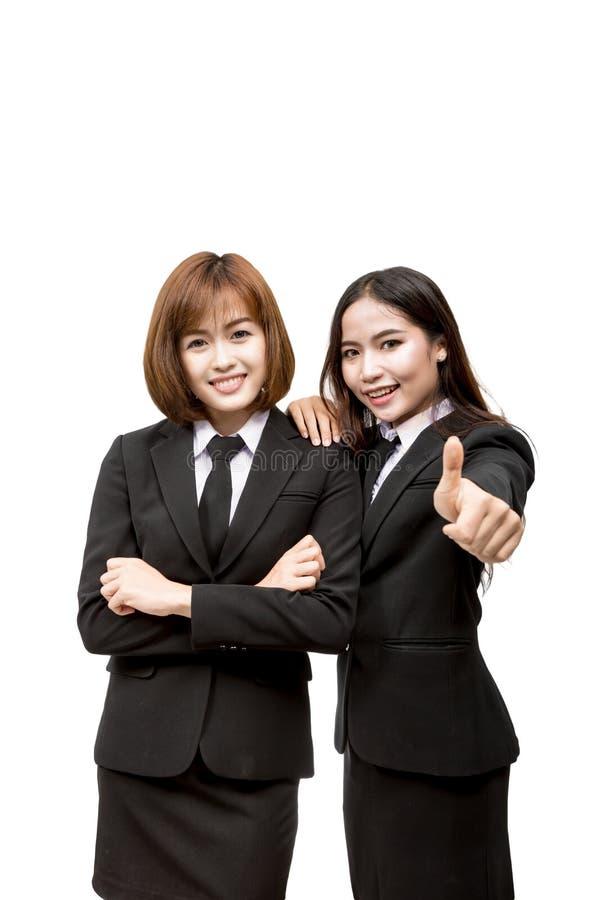 Mulher de negócio asiática nova imagem de stock royalty free