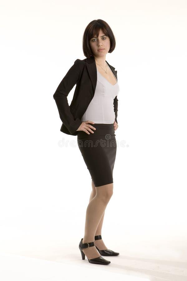 Download Mulher de negócio atrativa imagem de stock. Imagem de feliz - 532911