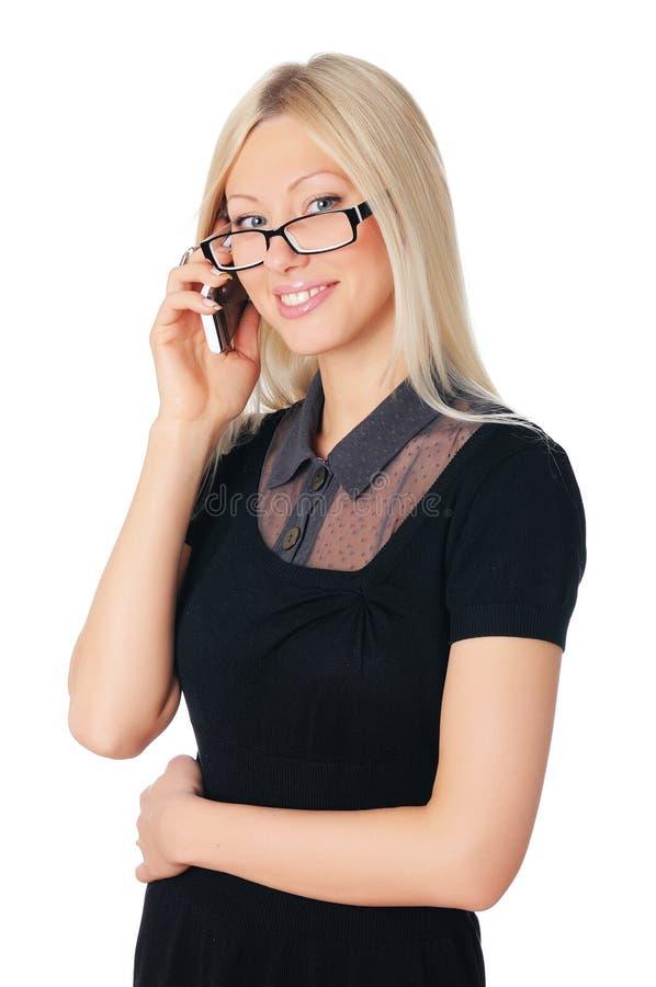 Download Mulher De Negócio Encantador Nova Foto de Stock - Imagem de cabelo, negócio: 12813162