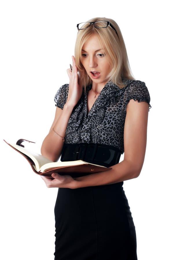 Download A Mulher De Negócio Encantador Nova Foto de Stock - Imagem de adulto, felicidade: 12813322