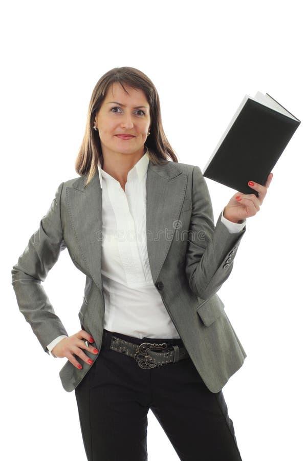 Mulher de negócio nova fotos de stock royalty free