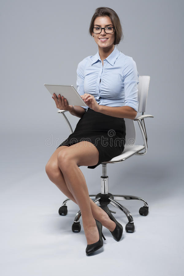 Mulher de negócios fotos de stock