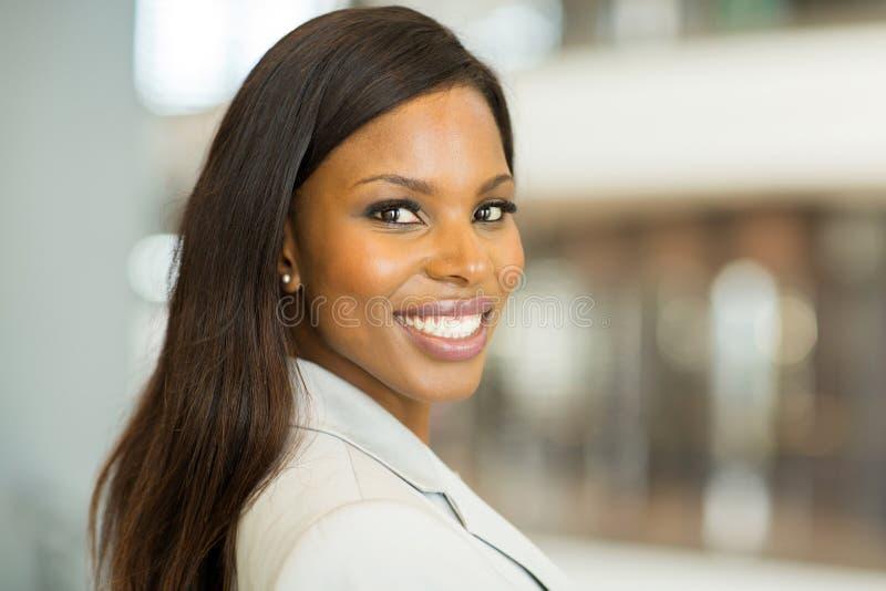 Mulher de negócios Close Up Portrait fotos de stock royalty free