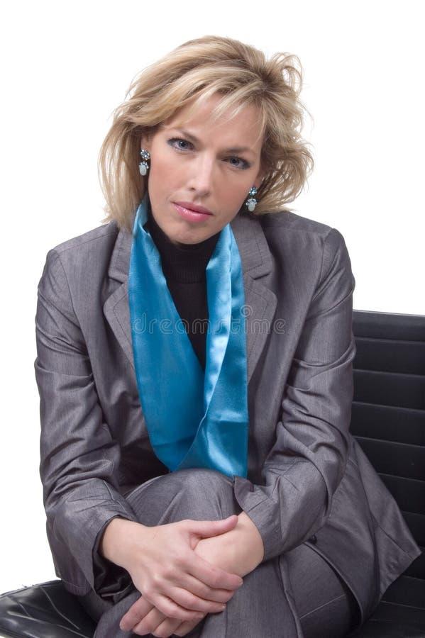 Download Mulher De Negócios Executiva Imagem de Stock - Imagem de secretária, terno: 544325